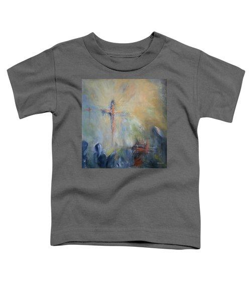 The Light Of Christ Toddler T-Shirt