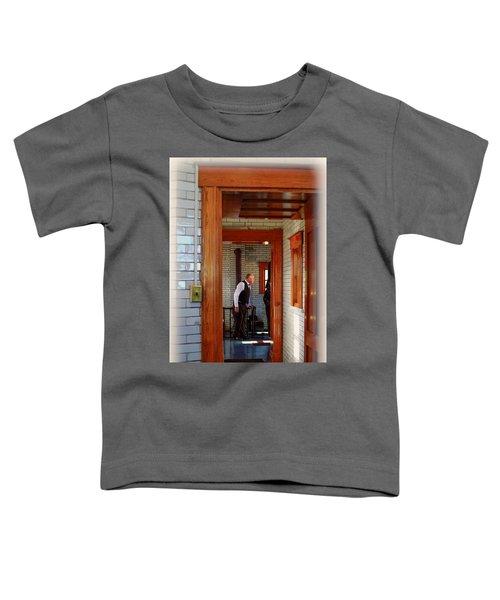 The Lighthouse Keeper Toddler T-Shirt