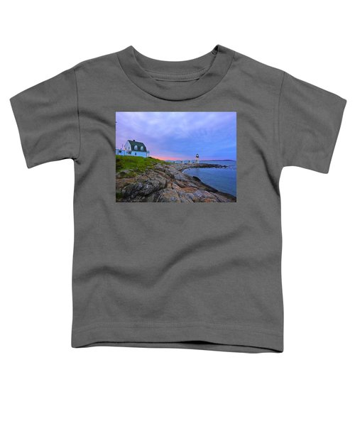 The Lighthouse Keeper Toddler T-Shirt