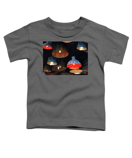 The Lights Above Toddler T-Shirt