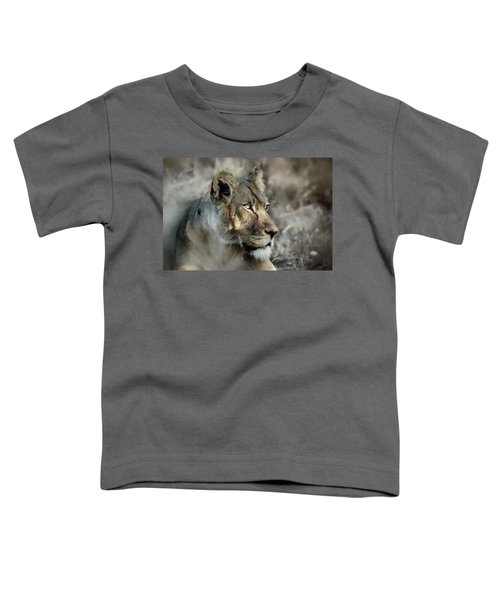 The Lioness  Toddler T-Shirt