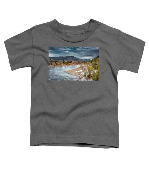 The Little Fisherman Toddler T-Shirt