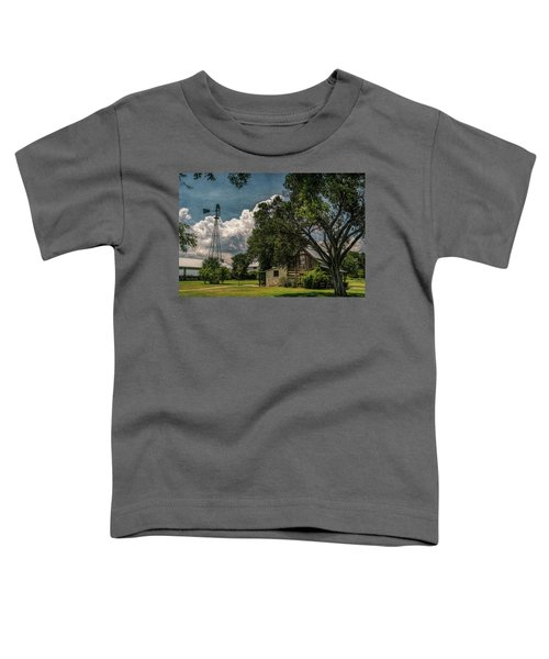 The Little Winery In Stonewall Toddler T-Shirt