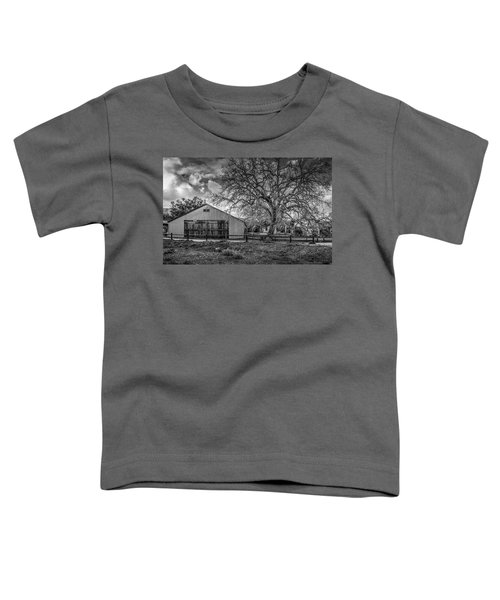 The Livery Stable And Oak Toddler T-Shirt