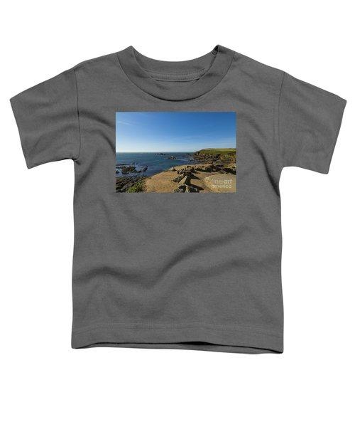 The Lizard Point Toddler T-Shirt