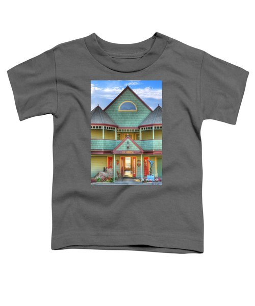 The Lobby Entrance Toddler T-Shirt