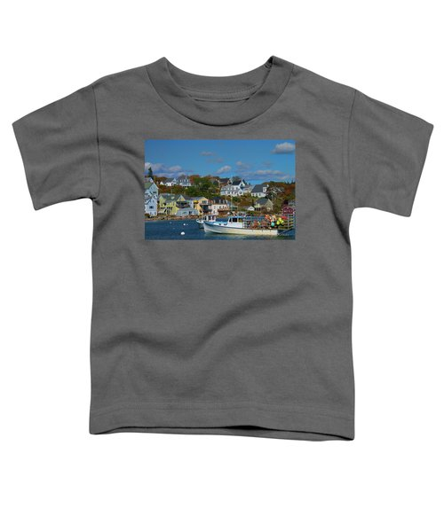 The Lobsterman's Shop Toddler T-Shirt