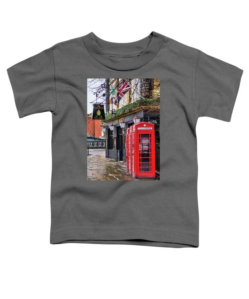 The Local Toddler T-Shirt