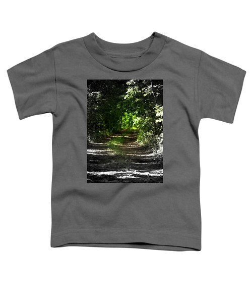 The Long Walk Toddler T-Shirt