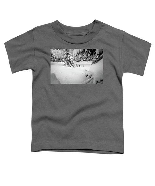 The Long Walk- Toddler T-Shirt