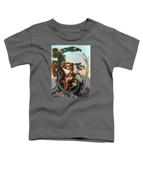 The Lost World  By Sir Arthur Conan Doyle Toddler T-Shirt