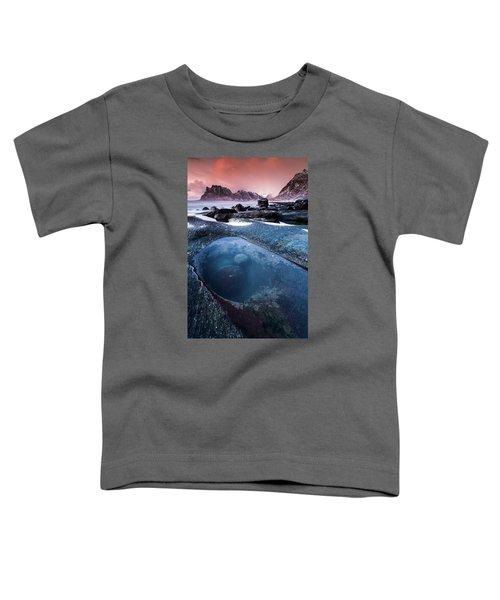 The Magic Eye Toddler T-Shirt