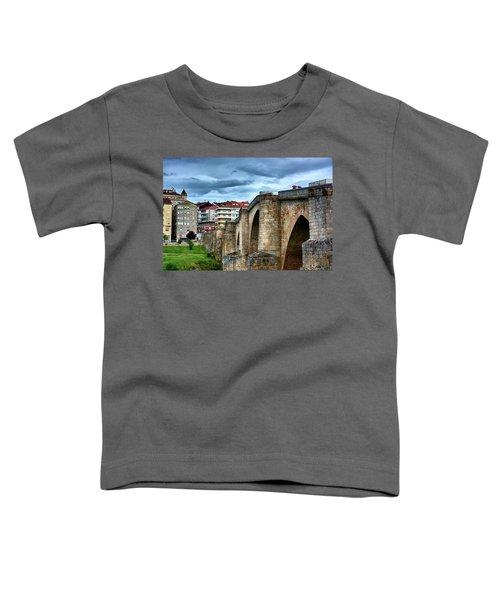 The Majestic Ponte Vella Toddler T-Shirt