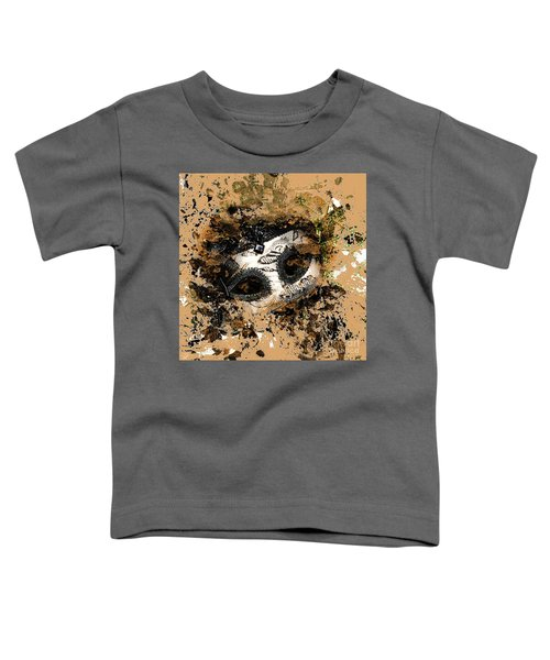 The Mask Of Fiction Toddler T-Shirt