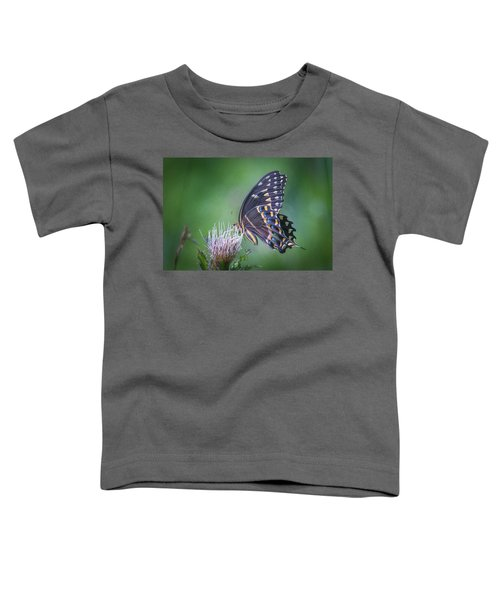 The Mattamuskeet Butterfly Toddler T-Shirt