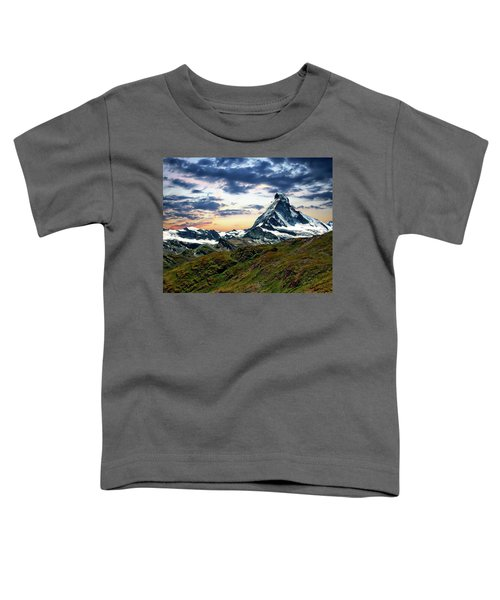The Matterhorn Toddler T-Shirt