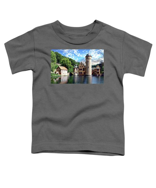 The Mespelbrunn Castle Toddler T-Shirt