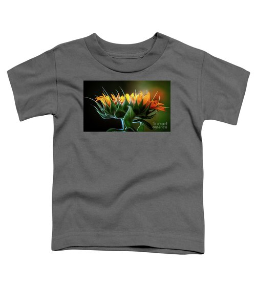 The Mighty Sunflower Toddler T-Shirt