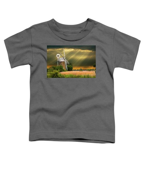 The Mill On The Marsh Toddler T-Shirt