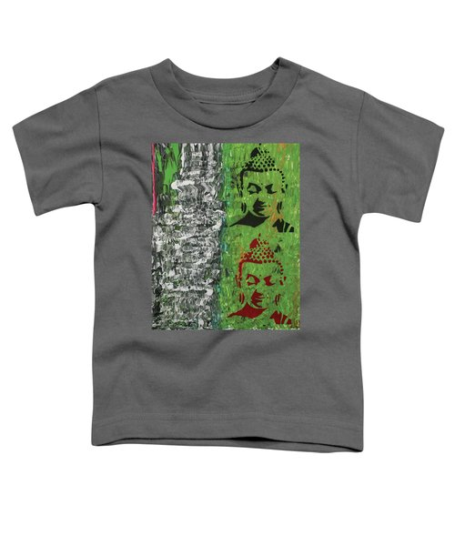 The Mind Is Everything Toddler T-Shirt