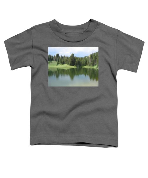The Morning Calm Toddler T-Shirt
