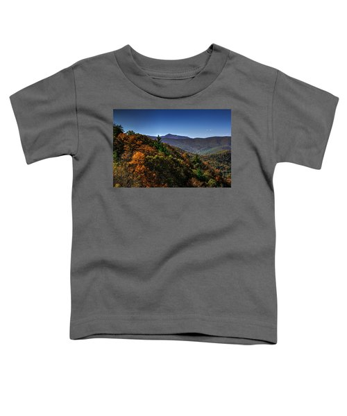 The Mountains Win Again Toddler T-Shirt
