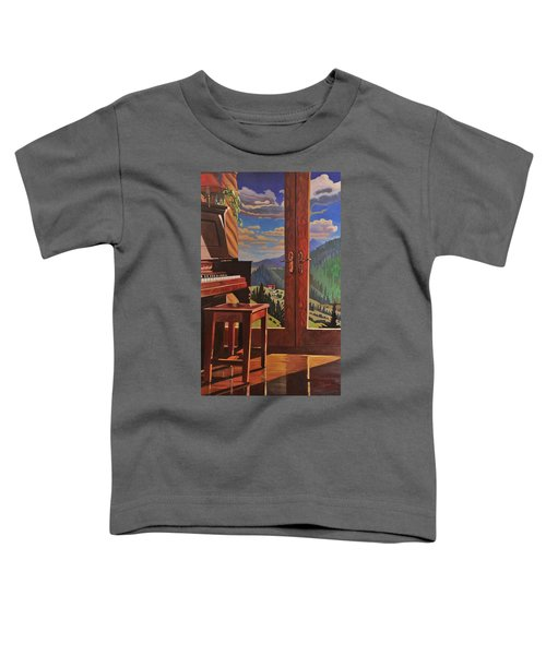 The Music Room Toddler T-Shirt