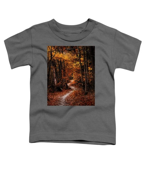 The Narrow Path Toddler T-Shirt