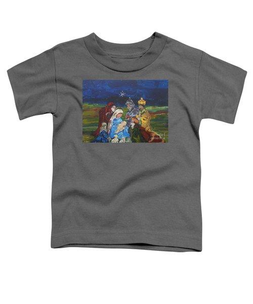 The Nativity Toddler T-Shirt