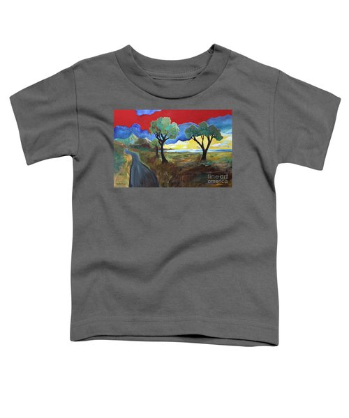 The New Road Toddler T-Shirt