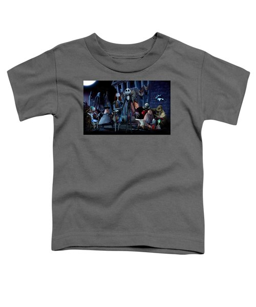 The Nightmare Before Christmas Toddler T-Shirt