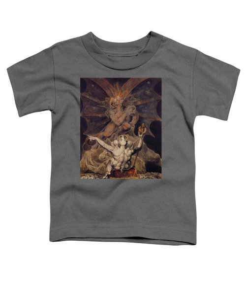 The Number Of The Beast Is 666 Toddler T-Shirt