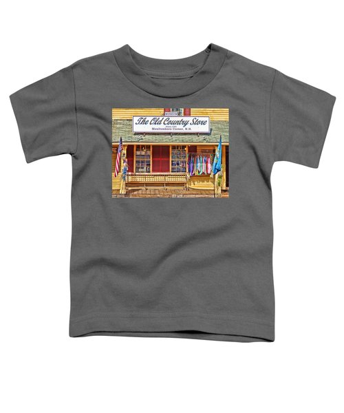 The Old Country Store, Moultonborough Toddler T-Shirt