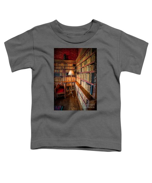 The Old Library Toddler T-Shirt