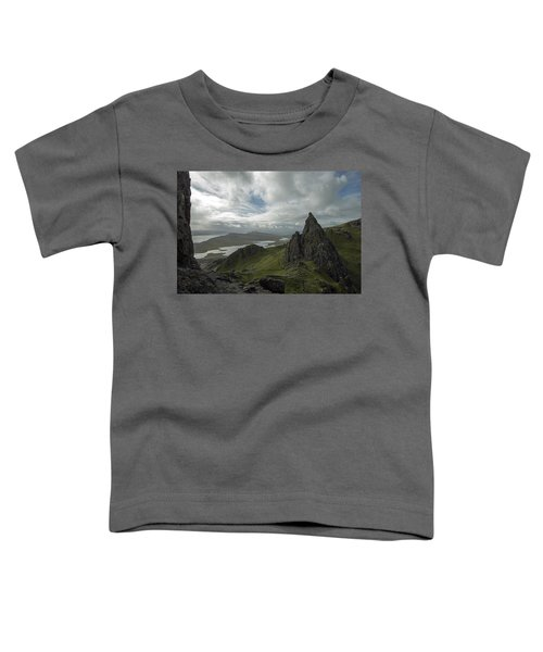 The Old Man Of Storr Toddler T-Shirt