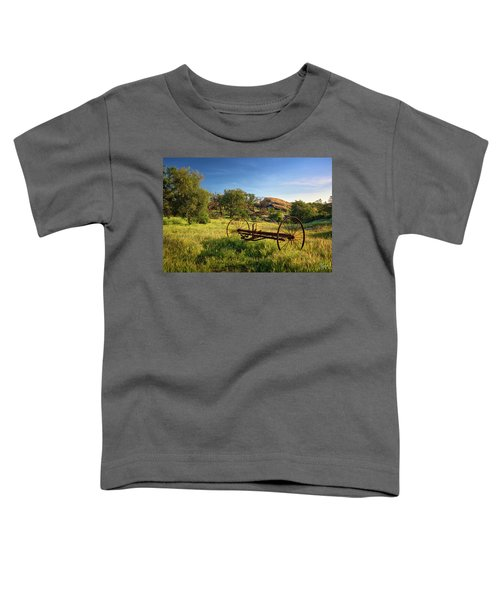 The Old Mower 1 Toddler T-Shirt