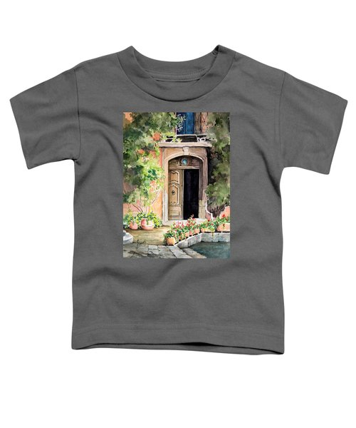The Open Door Toddler T-Shirt