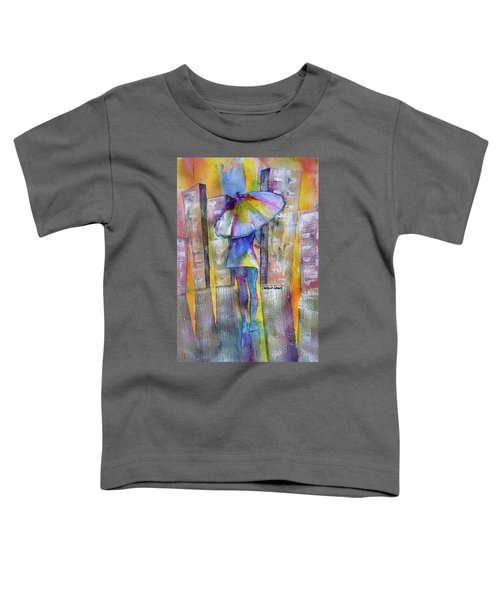 The Other Girl In The City Toddler T-Shirt