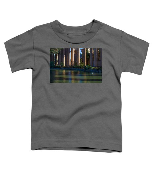 The Palace Pond Toddler T-Shirt