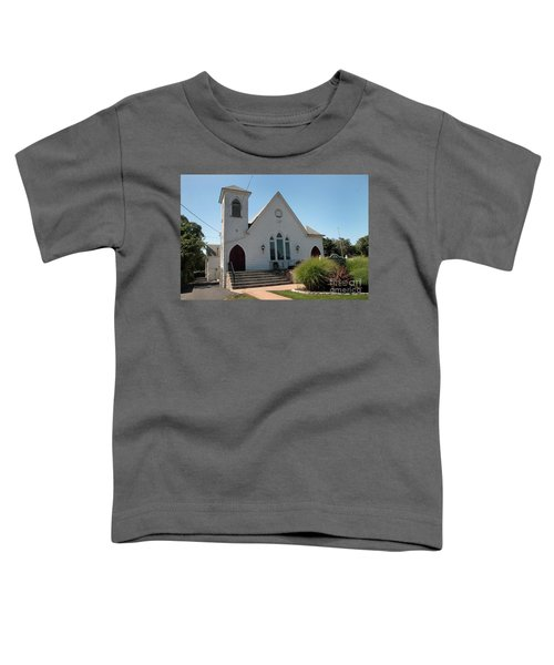 The Patchogue Seventh Day Adventist Church Toddler T-Shirt