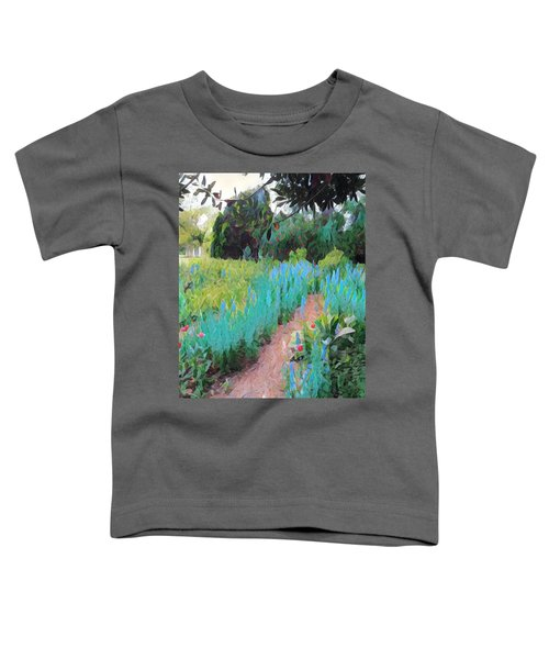 The Path Less Traveled Toddler T-Shirt