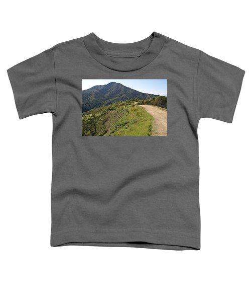 The Path To Tamalpais Toddler T-Shirt