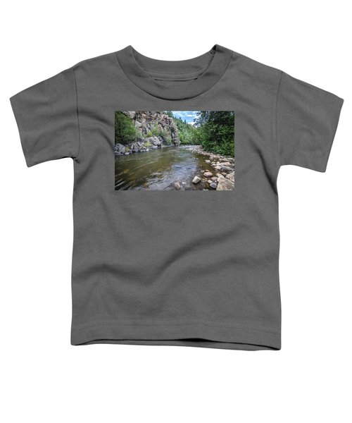 The Pecos River Toddler T-Shirt