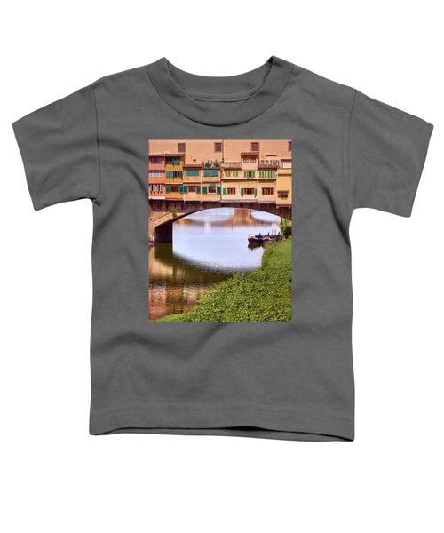 The Perfect Place To Park Your Boat Toddler T-Shirt