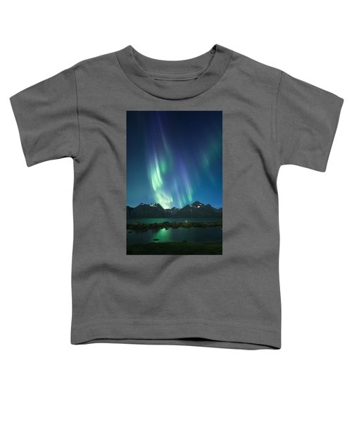 The Pond And The Fjord Toddler T-Shirt