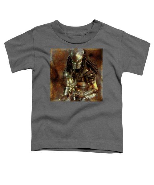 The Predator Scroll Toddler T-Shirt