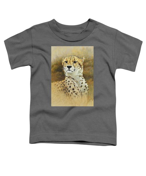 The Prince - Cheetah Toddler T-Shirt