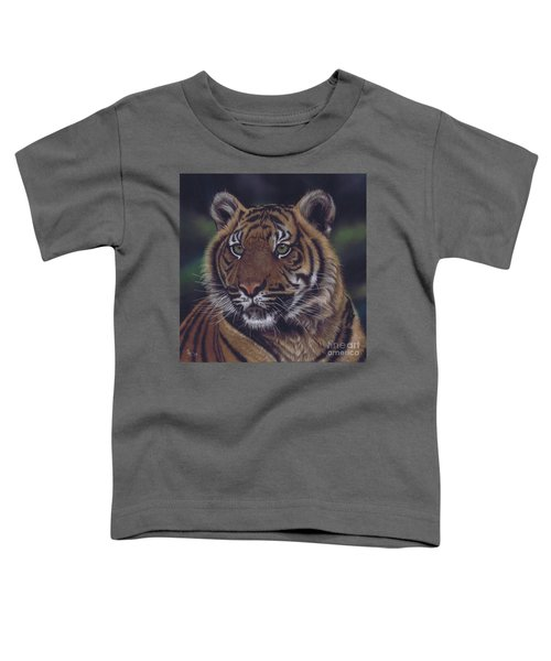 The Prince Of The Jungle Toddler T-Shirt