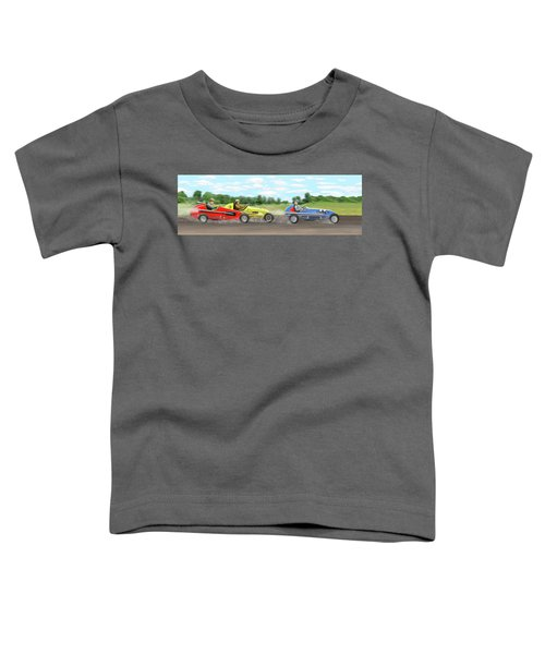 The Racers Toddler T-Shirt