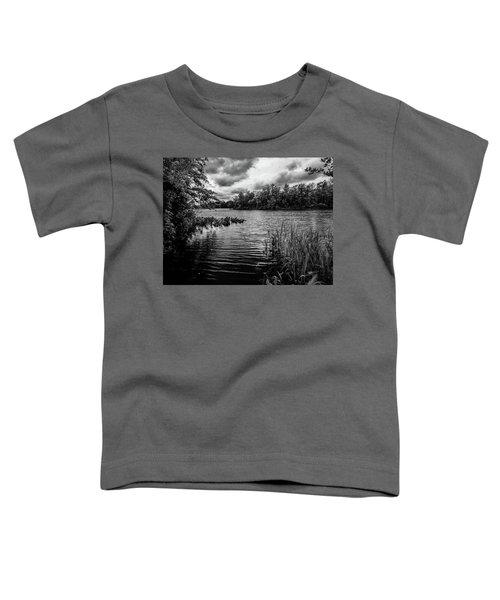 The Rancocas River Landscape Toddler T-Shirt